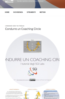 Screenshot Coaching Circle